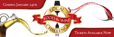 Local Food & Wine Challenge